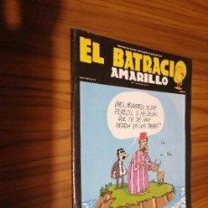 Comics - EL BATRACIO AMARILLO 89. REVISTA DE HUMOR DE GRANADA. GRAPA. BUEN ESTADO. RARA. - 166848238