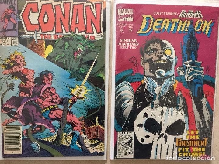 Cómics: Lote de comics - de varias colecciones y sagas - versión americana (inglés) - - Foto 2 - 254037945