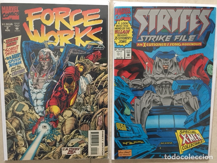 Cómics: Lote de comics - de varias colecciones y sagas - versión americana (inglés) - - Foto 4 - 254037945