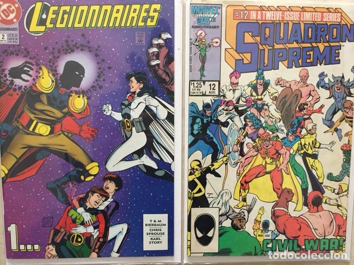 Cómics: Lote de comics - de varias colecciones y sagas - versión americana (inglés) - - Foto 6 - 254037945