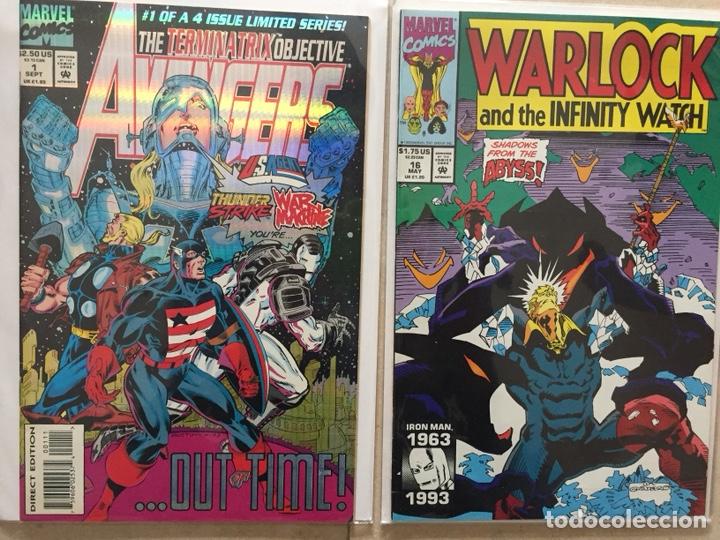 Cómics: Lote de comics - de varias colecciones y sagas - versión americana (inglés) - - Foto 7 - 254037945