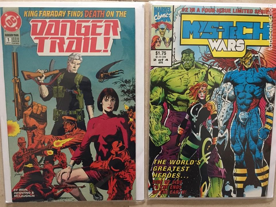 Cómics: Lote de comics - de varias colecciones y sagas - versión americana (inglés) - - Foto 8 - 254037945