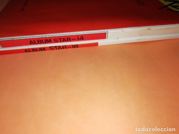 Cómics: ALBUM STAR- TOMOS 14 & 18 . PRODUCCIONES EDITORIALES. 1980 - Foto 2 - 167118528