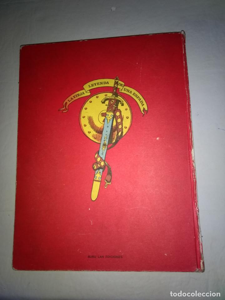 Cómics: TOMO PRINCIPE VALIENTE Nº7 BURU-LAN AÑOS 70 - Foto 3 - 167174384