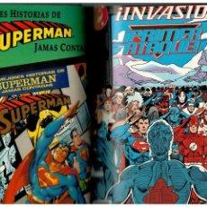 Fumetti: ¡INVASIÓN! -COMPLETA 1 AL 8- ENCUADERNADA EN 1 TOMO. ZINCO. EXCELENTE.. Lote 167481576