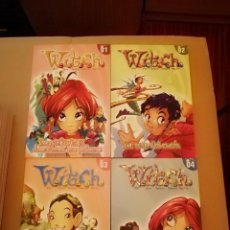 Cómics: WITCH LOTE 6 COMICS . Lote 167548148