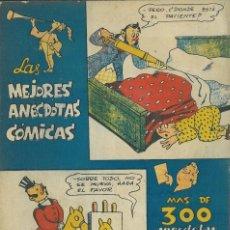 Cómics: LAS MEJORES ANÉCDOTAS CÓMICAS. MÁS DE 300 ANÉCDOTAS DIVERTIDAS ILUSTRADAS POR MUNTAÑOLA. VV. AA.. Lote 227930810