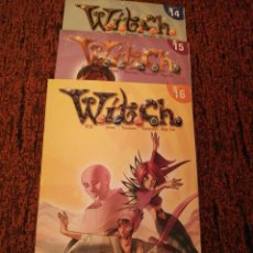 Cómics: WITCH LOTE 3 COMICS. Lote 167549784