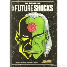 Cómics: CÓMICS. LO MEJOR DE FUTURE SHOCKS - NEIL GAIMAN DESCATALOGADO!!! OFERTA!!!. Lote 167576032