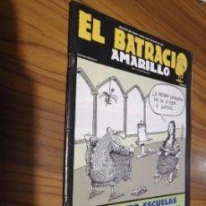 Cómics: EL BATRACIO AMARILLO 102. REVISTA DE HUMOR DE GRANADA. GRAPA. BUEN ESTADO. RARA.. Lote 184442006