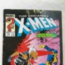 Cómics: THE UNCANNY X-MEN MARVEL EN INGLÉS RARO. Lote 167599649