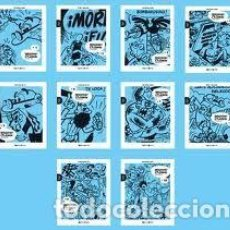 Cómics: MORTADELO Y FILEMON ,COLECCION COMPLETA ( 10 TOMOS ) EDITORIAL SIGNO ( SIGNO EDITORIAL ) . Lote 167742296