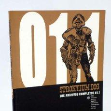 Comics: STRONTIUM DOG 01.1. LOS ARCHIVOS COMPLETOS (GRANT, WAGNER, GIBSON, ETC) KRAKEN, 2008 OFRT ANTES 12E. Lote 249641495