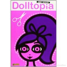 Cómics: CÓMICS. DOLLTOPIA - ABBY DENSON DESCATALOGADO!!! OFERTA!!!. Lote 167763488