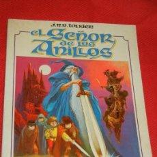 Cómics: EL SEÑOR DE LOS ANILLOS. J. R. R. TOLKIEN. I PARTE. TOUTAIN. BARCELONA. 1980. Lote 167798832