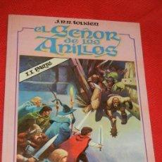 Cómics: EL SEÑOR DE LOS ANILLOS. J. R. R. TOLKIEN. II PARTE. TOUTAIN. BARCELONA. 1980. Lote 167799008