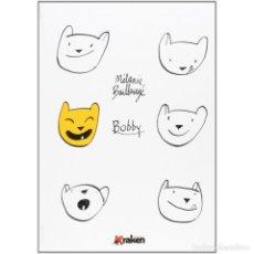 Cómics: CÓMICS. BOBBY - MÉLANIE BAILLAIRGE DESCATALOGADO!!! OFERTA!!!. Lote 167809896