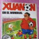 Cómics: XUANON EN EL MUNDIAL ADOLFO GARCIA TOMO 70 PAGINAS MUY DIFICIL. Lote 167866460