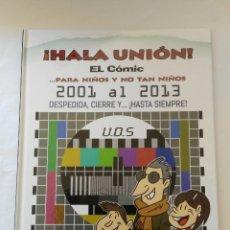 Fumetti: ¡HALA UNIÓN! EL CÓMC - PARA NIÑOS Y NO TAN NIÑOS LA ÉPOCA DORADA,Nº4. Lote 65959990