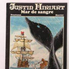 Cómics: JUSTIN HIRIART, EDICIONES TTARTTALO S.A, 3 EJEMPLARES. Lote 167939892