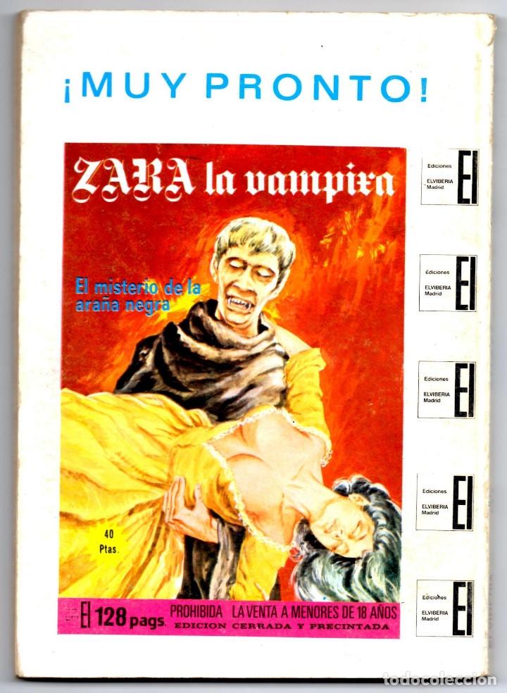 Cómics: SHAFT nº 1, 3, 6, 14, 19, 24 y 25 (Elviberia 1976) 7 novelas. - Foto 5 - 153496922