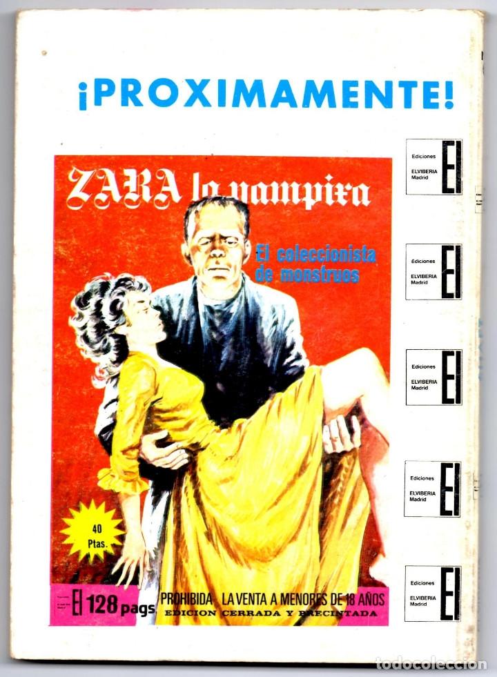 Cómics: SHAFT nº 1, 3, 6, 14, 19, 24 y 25 (Elviberia 1976) 7 novelas. - Foto 7 - 153496922