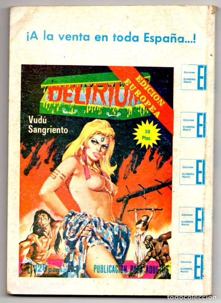 Cómics: SHAFT nº 1, 3, 6, 14, 19, 24 y 25 (Elviberia 1976) 7 novelas. - Foto 13 - 153496922