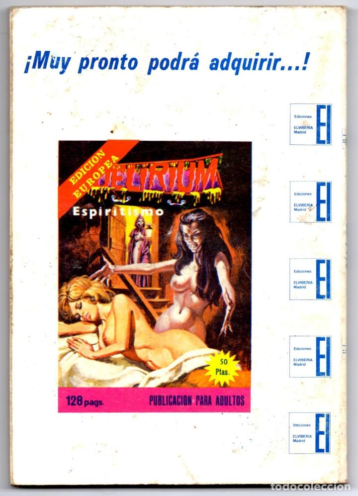 Cómics: SHAFT nº 1, 3, 6, 14, 19, 24 y 25 (Elviberia 1976) 7 novelas. - Foto 15 - 153496922