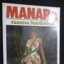 Cómics: MANARA. CUENTOS FANTÁSTICOS. . Lote 167996200