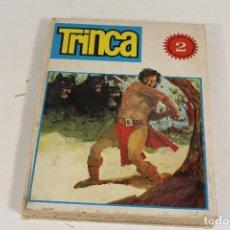Cómics: TRINCA 2. DONCEL 1970. 10 EJEMPLARES,DEL 11 AL 20 ENCUADERNADOS EN UN TOMO. Lote 168019996