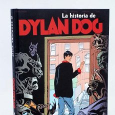 Cómics: DYLAN DOG LA HISTORIA DE DYLAN DOG (TIZIANO SCLAVI) ALETA, 2012. BONELLI. OFRT ANTES 10,95E. Lote 168082274