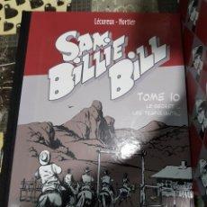 Cómics: SAM BILLIE BILL TOMO 1 AL TOMO 10 DE ROGER LÉCUREUX ET LUCIEN NORTIER EN FRANCES , UN CLASICO BD. Lote 168130588
