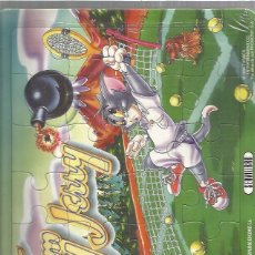 Cómics: TOM JERRY PUZZLE. Lote 168153296