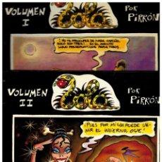 Comics: LOLA. - PIRRÓN - COMPLETA. DOS VOLÚMENES I Y II. EDICIÓN DEL AUTOR 1982-1983. NUEVOS. Lote 198924611