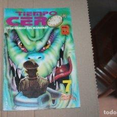 Cómics: TIEMPO CERO Nº 2, MC EDICIONES. Lote 168300248