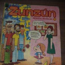 Cómics: CUBA. ZUNZÚN. Nº 55. MARZO. 1986.. Lote 168340322