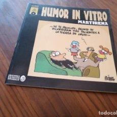 Cómics: HUMOR IN VITRO. MARTIRERA. BATRACIO AMARILLO 5. RÚSTICA. BUEN ESTADO. RARO. Lote 168467064