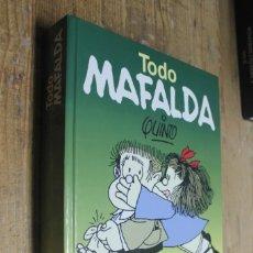 Cómics: TODO MAFALDA. Lote 168554124