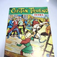 Cómics: TEBEO. EL CAPITAN TRUENO. EXTRA. ALMANAQUE PARA 1962. FACSIMIL. Lote 168575292