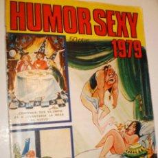 Cómics: HUMOR SEXY 1979. 50 PÁGINAS CÓMIC ERÓTICO EN BLANCO Y NEGRO (BUEN ESTADO). Lote 168630716