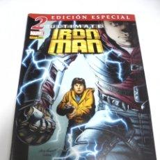 Cómics: TEBEO. ULTIMATE IRON MAN. 2. MARVEL. EDICION ESPECIAL. Lote 168686732