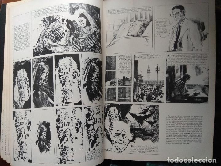 Cómics: LOVECRAFT BRECCIA - Los Mitos de Cthulhu - Ediciones Periferia 1.975 - Foto 4 - 168779624