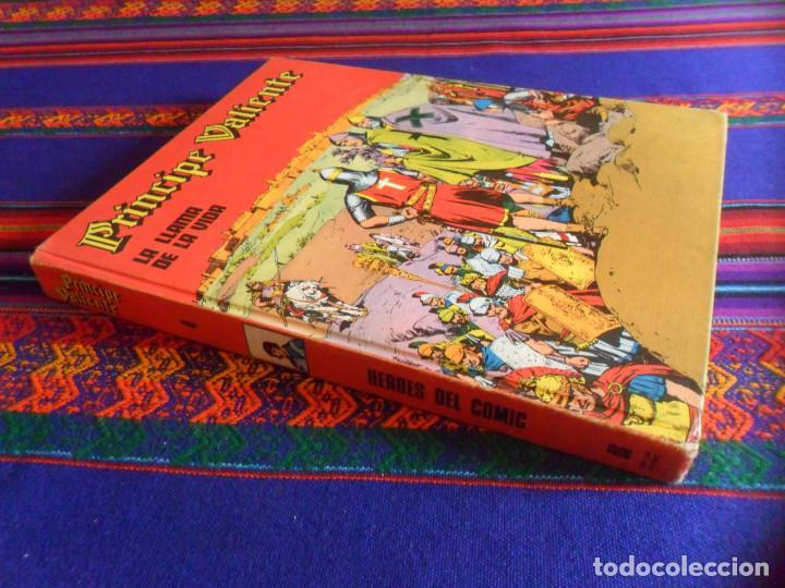 BUEN ESTADO, PRÍNCIPE VALIENTE TOMO Nº 4 LA LLAMA DE LA VIDA. BURU LAN 1973. (Tebeos y Comics - Buru-Lan - Principe Valiente)
