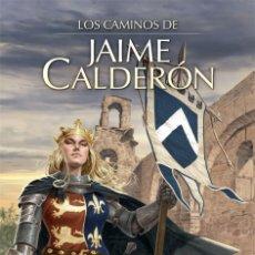 Cómics: LOS CAMINOS DE JAIME CALDERON - YERMO - CARTONE - IMPECABLE - OFI15T. Lote 168935992
