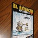 Cómics: EL BATRACIO AMARILLO 162. REVISTA DE HUMOR DE GRANADA. GRAPA. BUEN ESTADO. RARA.. Lote 169055504