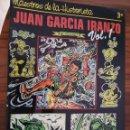 Cómics: JUAN GARCÍA IRANZO. MAESTROS DE LA HISTORIETA 3. QUIRON. RÚSTICA. BUEN ESTADO. . Lote 169068400