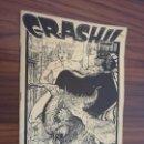 Cómics: CRASH!! 1. AUTOEDITADO. REVISTA DE VARIOS AUTORES GRANADINOS. BUEN ESTADO. GRAPA. RARISIMO. Lote 169081604