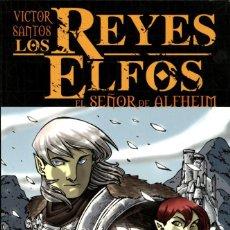 Fumetti: LOS REYES ELFOS. EL SEÑOR DE ALFHEIM (DUDE COMICS, 2002) DE VÍCTOR SANTOS. Lote 169083556