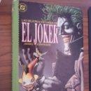 Cómics: EL JOKER. LAS MEJORES HISTORIAS DE EL JOKER JAMÁS CONTADAS. BUEN ESTADO. PEGATINAS EN SOBRECUBIERTAS. Lote 169085844