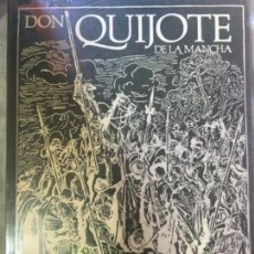 Cómics: DON QUIJOTE DE LA MANCHA EN TEBEOS 8 TOMOS. Lote 168745788
